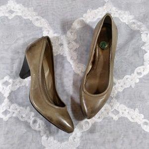 Frye Leather High Heels Size 7.5